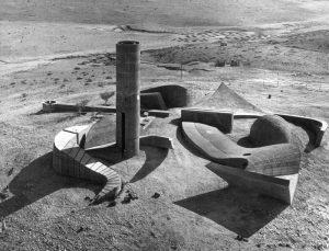 דני קרוון, אנדרטת הנגב (1962 - 1968), באר שבע. צילום: גואל דרורי